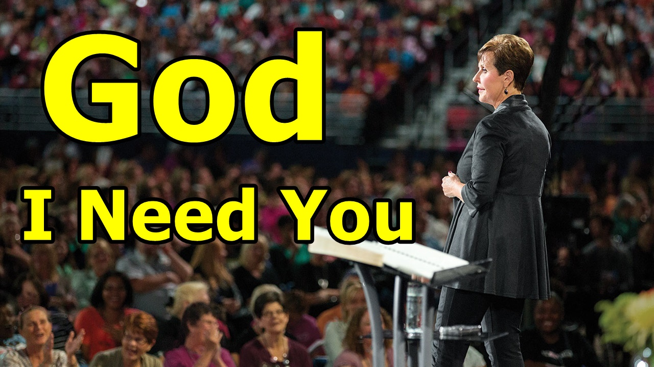 Joyce Meyer Sermons Archives - Joyce Meyer Devotional